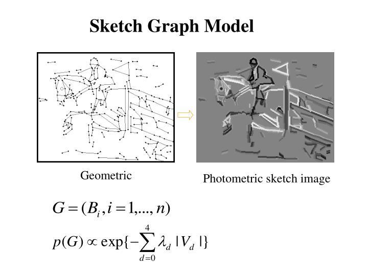 Sketch Graph Model