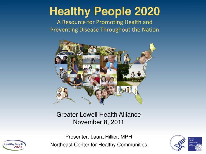 healthy people 2020 n.