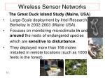 wireless sensor networks2