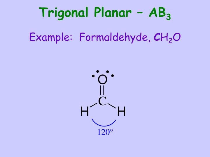 Trigonal Planar – AB