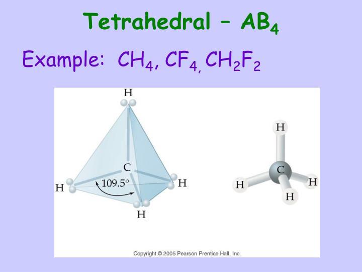 Tetrahedral – AB