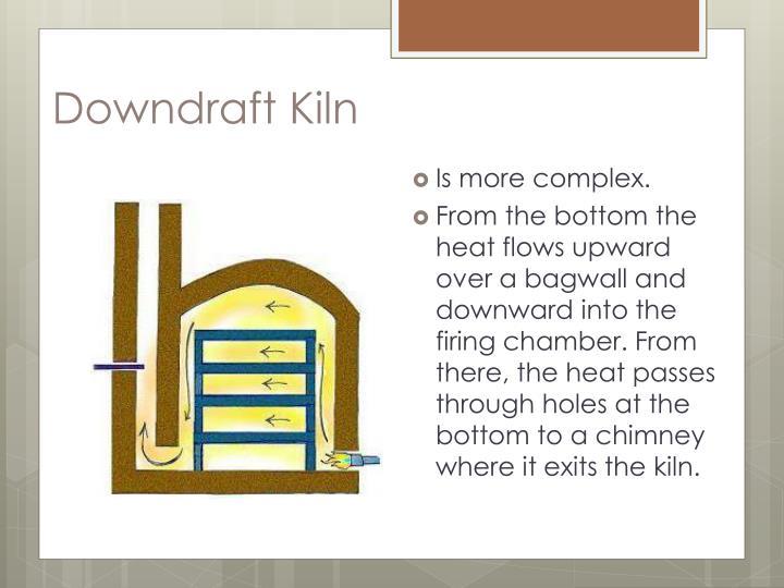 Downdraft Kiln