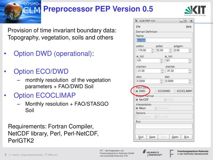 Preprocessor PEP Version 0.5
