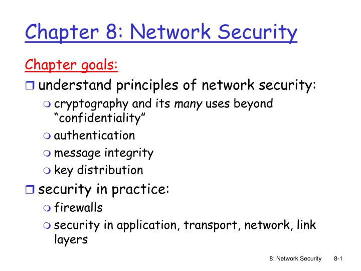chapter 8 network security n.