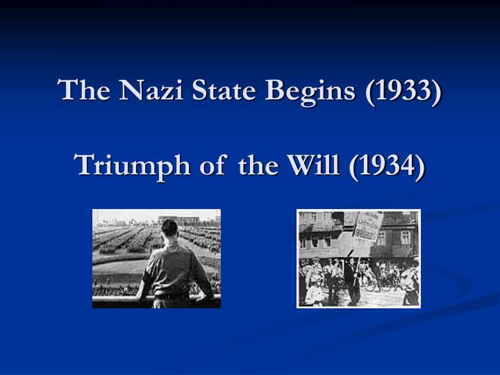 the government of the nazi state essay The government of the nazi state essay sample how far do you agree with this opinion explain your answer, using the evidence of sources v, w and x and your own knowledge of the issues related to this controversy.