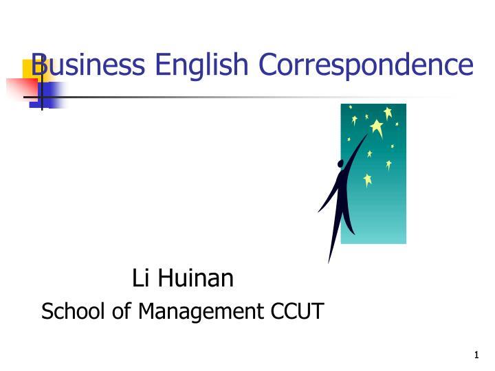 li huinan school of management ccut n.