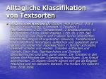 allt gliche klassifikation von textsorten4