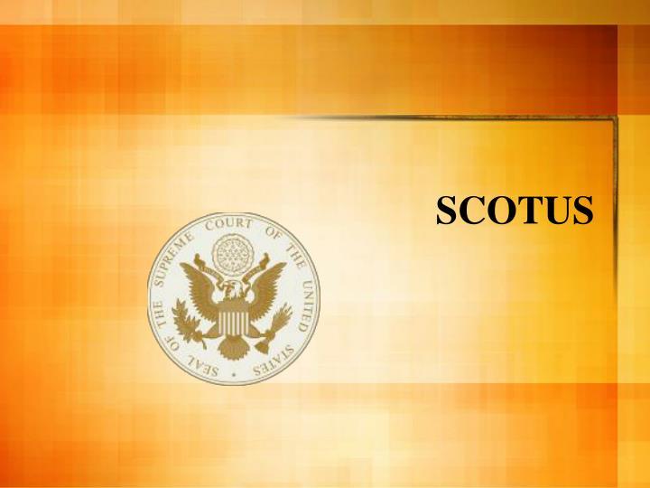 scotus n.