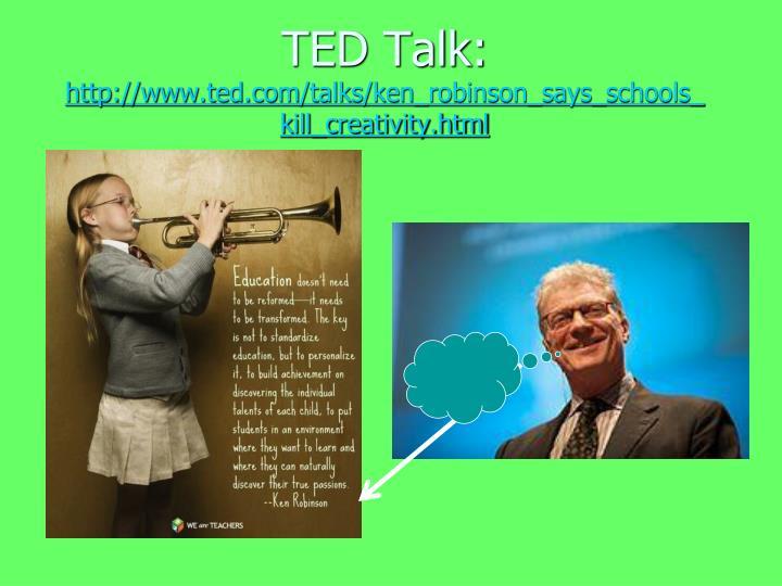 TED Talk: