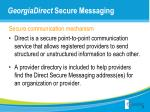 georgiadirect secure messaging1