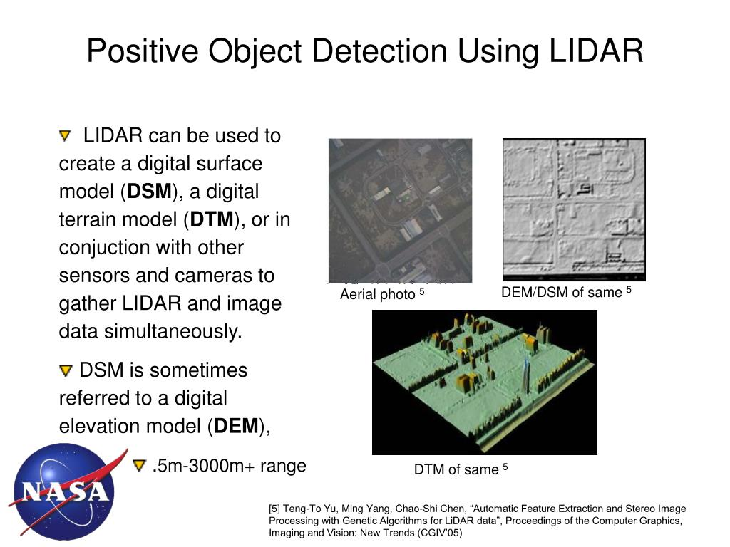 PPT - Object Detection and Avoidance for Autonomous Lunar and