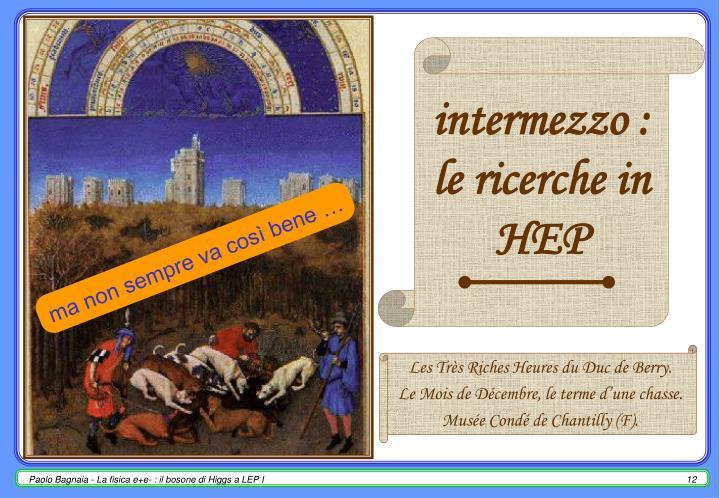 intermezzo :