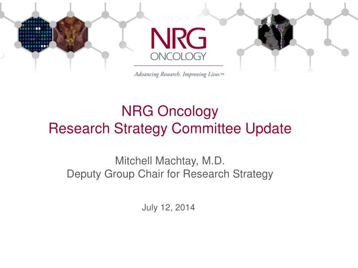 NRG Oncology