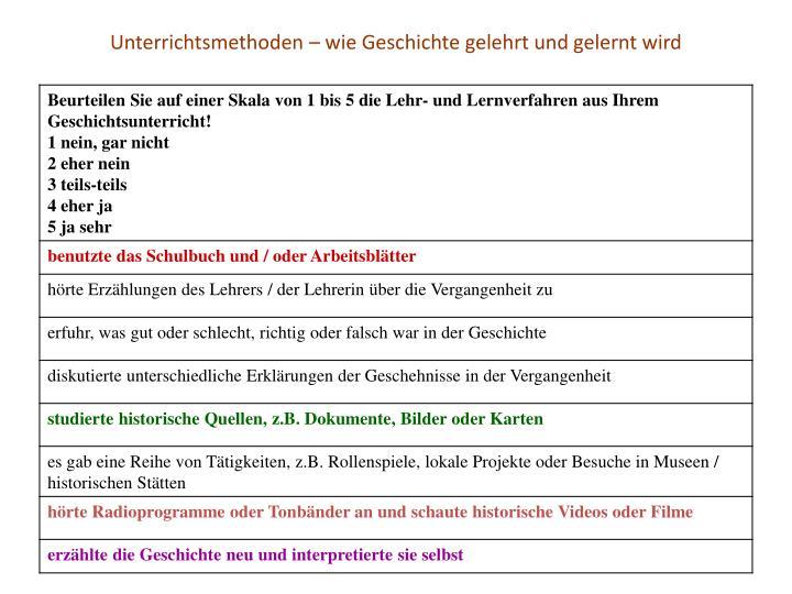 PPT - Pro und contra offener und geschlossener Lehr- und Lernformen ...