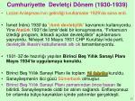 cumhuriyette devlet i d nem 1930 1939