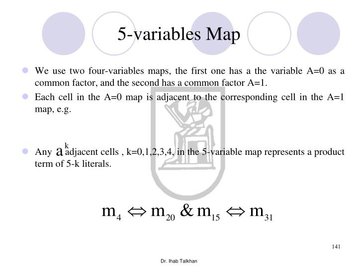 5-variables Map