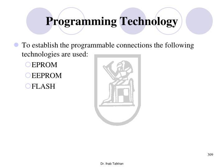 Programming Technology