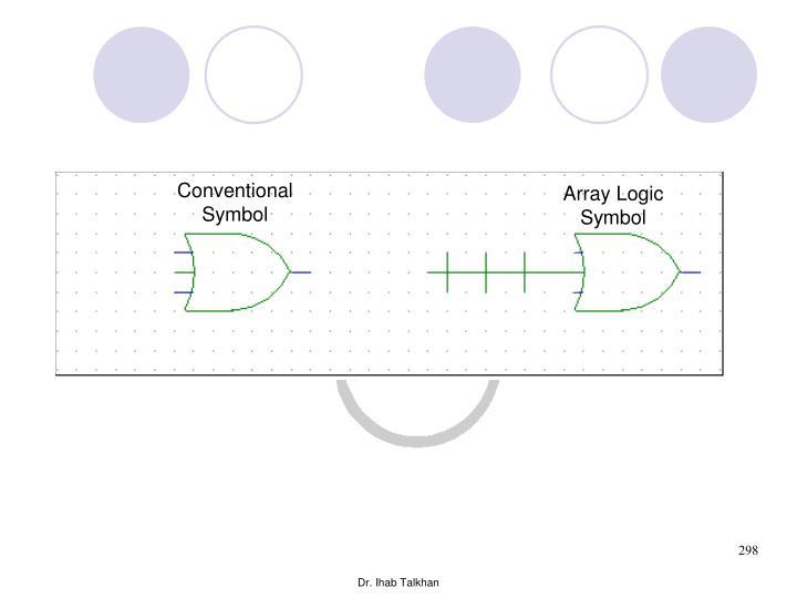 Conventional Symbol