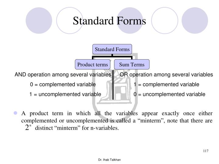 AND operation among several variables
