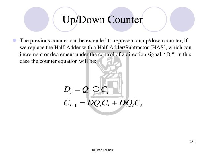 Up/Down Counter