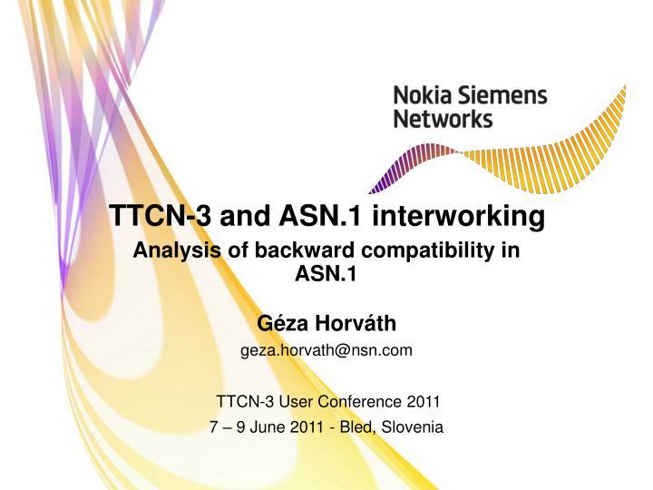 ttcn 3 and asn 1 interworking