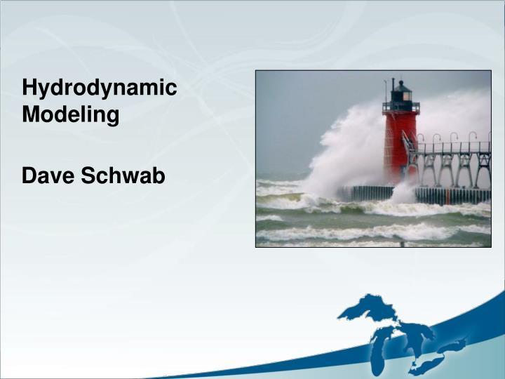 hydrodynamic modeling n.