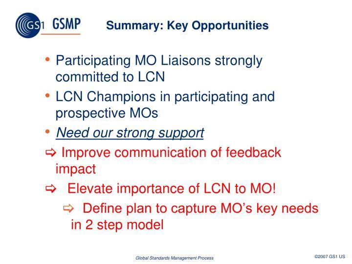 Summary: Key