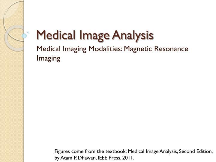 medical image analysis n.