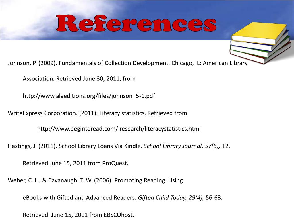PPT - Developing and Funding the Modern School Library Media Center