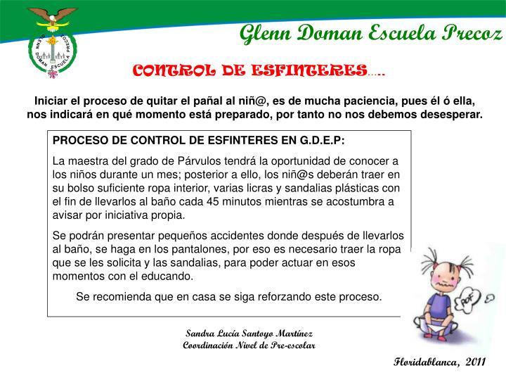 PPT - Sandra Lucía Santoyo Martínez Coordinación Nivel de