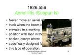 1926 556 aerial lifts subpart n2