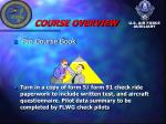 course overview5