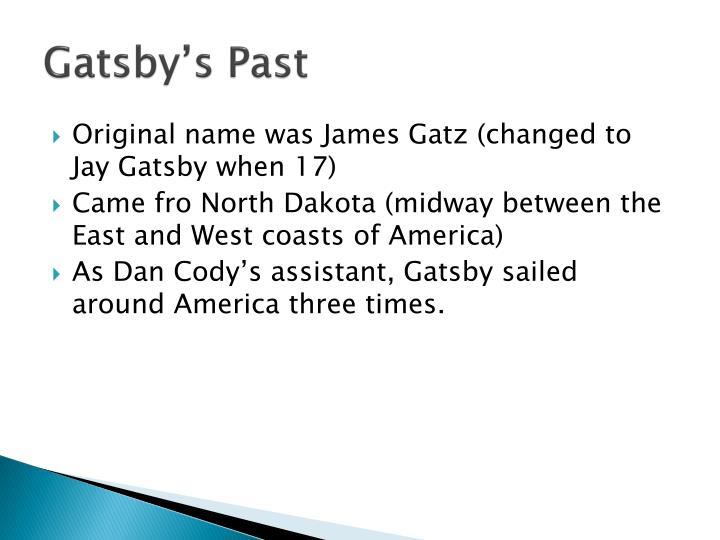 Gatsby s past