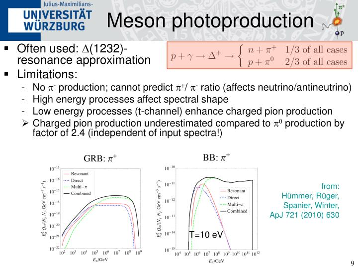 Meson photoproduction