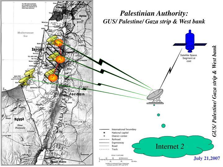 Palestinian Authority: