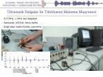 ultrasonik dalgalar ile tahribats z malzeme muayenesi