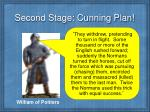 second stage cunning plan