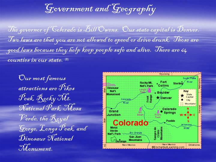 Government and Geography