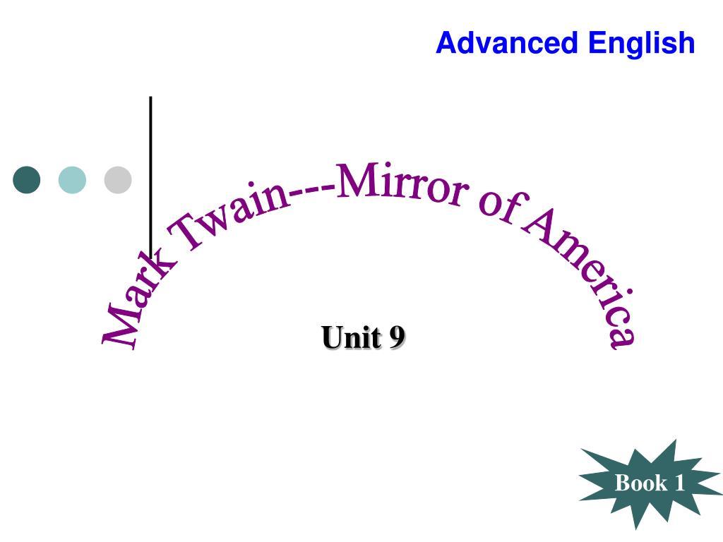 Ppt Advanced English Powerpoint Presentation Id 3602153
