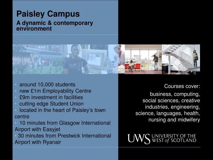Paisley Campus
