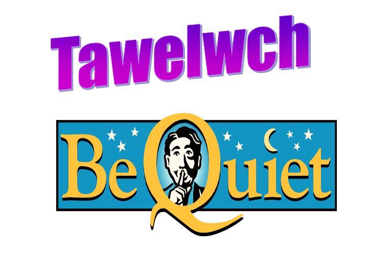 Tawelwch