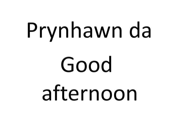 Prynhawn