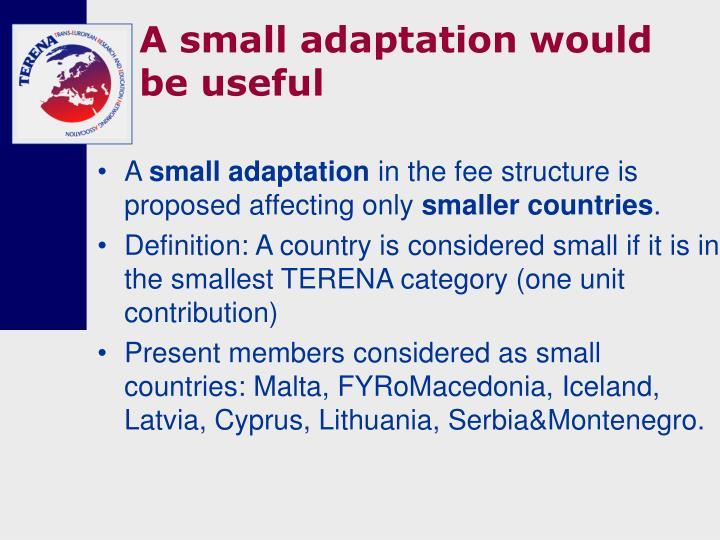 Image Result For Adaptation Definitiona