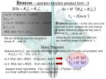 hessian operator function product form 3
