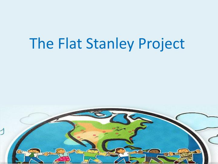 the flat stanley project n.